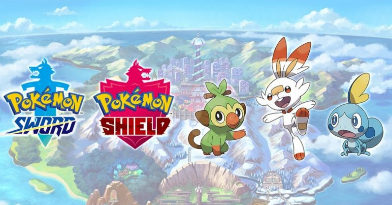 Pokémon fans are already head over heels for the Sword & Shield starters