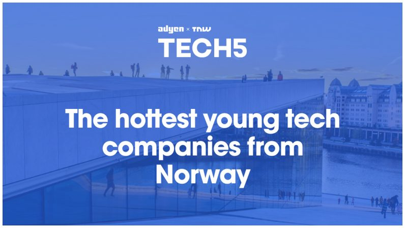Here are the 5 hottest startups in Norway