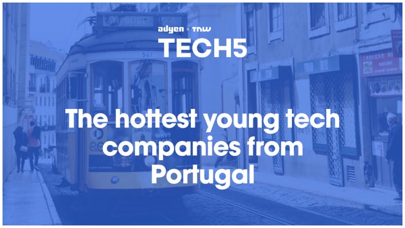 Here are the 5 hottest startups in Portugal