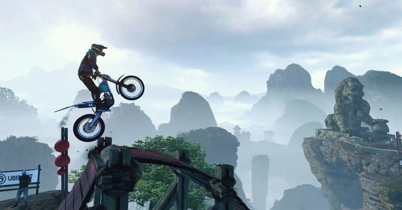 Trials Rising Review: Manic, high-flying fun with a few flaws