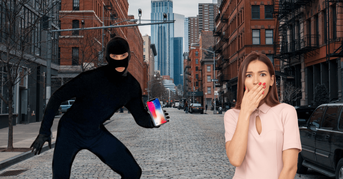 How I became pen pals with the kid who stole my iPhone
