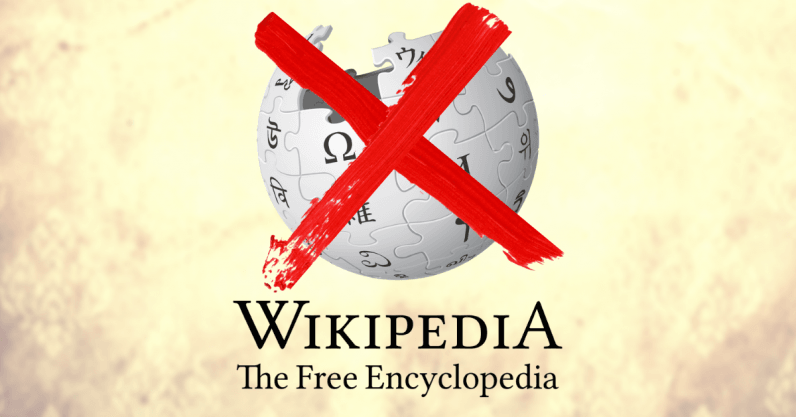 Wikipedia co-founder blocked from his Wikipedia account [Update: False alarm!]