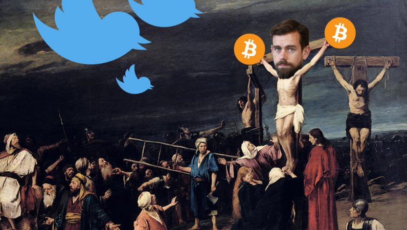 Twitter CEO Jack Dorsey says he will pay you to work on Bitcoin full-time