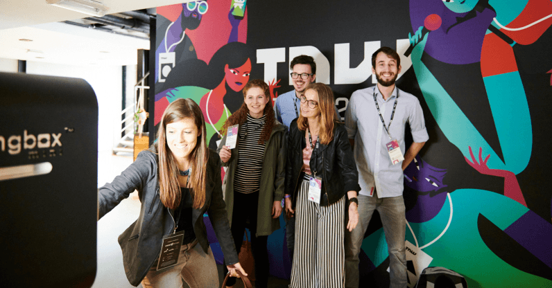 TNW2019 Daily: New bragging material for your next family reunion