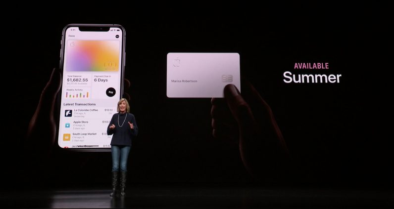 Apple announce Apple Card, and I kind of want one