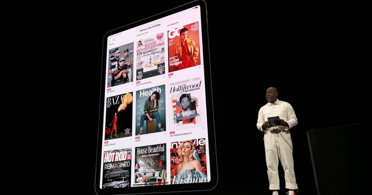 All the biggest news at today's Apple Event