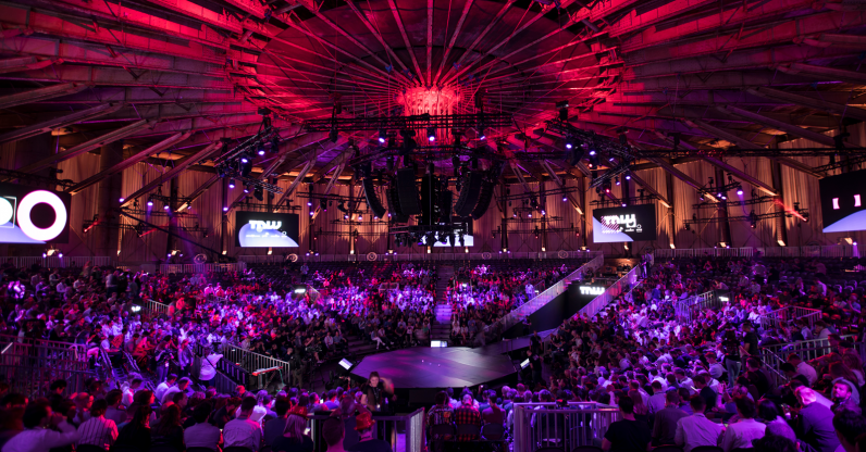 Hear the story of WeTransfer's CEO and more at TNW2019