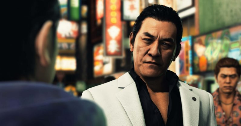 Sega stops sales of Judgement in Japan following major actor's arrest