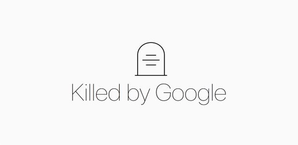 Killed By Google is a digital graveyard of the company's dead products