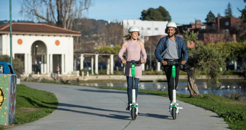Google Maps can find you Lime scooters in more than 80 cities