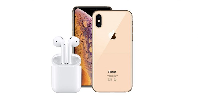 best service 385ed af021 Enter to win an iPhone XS Max & AirPods in this free giveaway