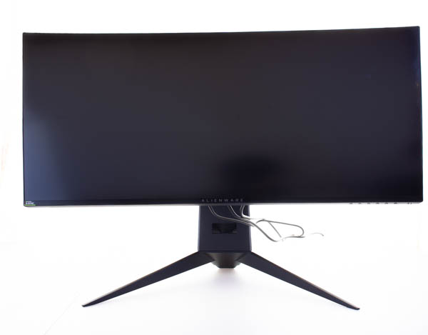 Alienware's 34-inch curved gaming monitor restored my child
