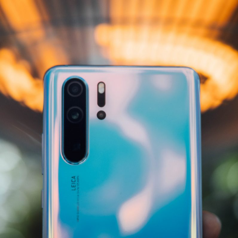 Huawei P30 pro, one of the best phones of 2019