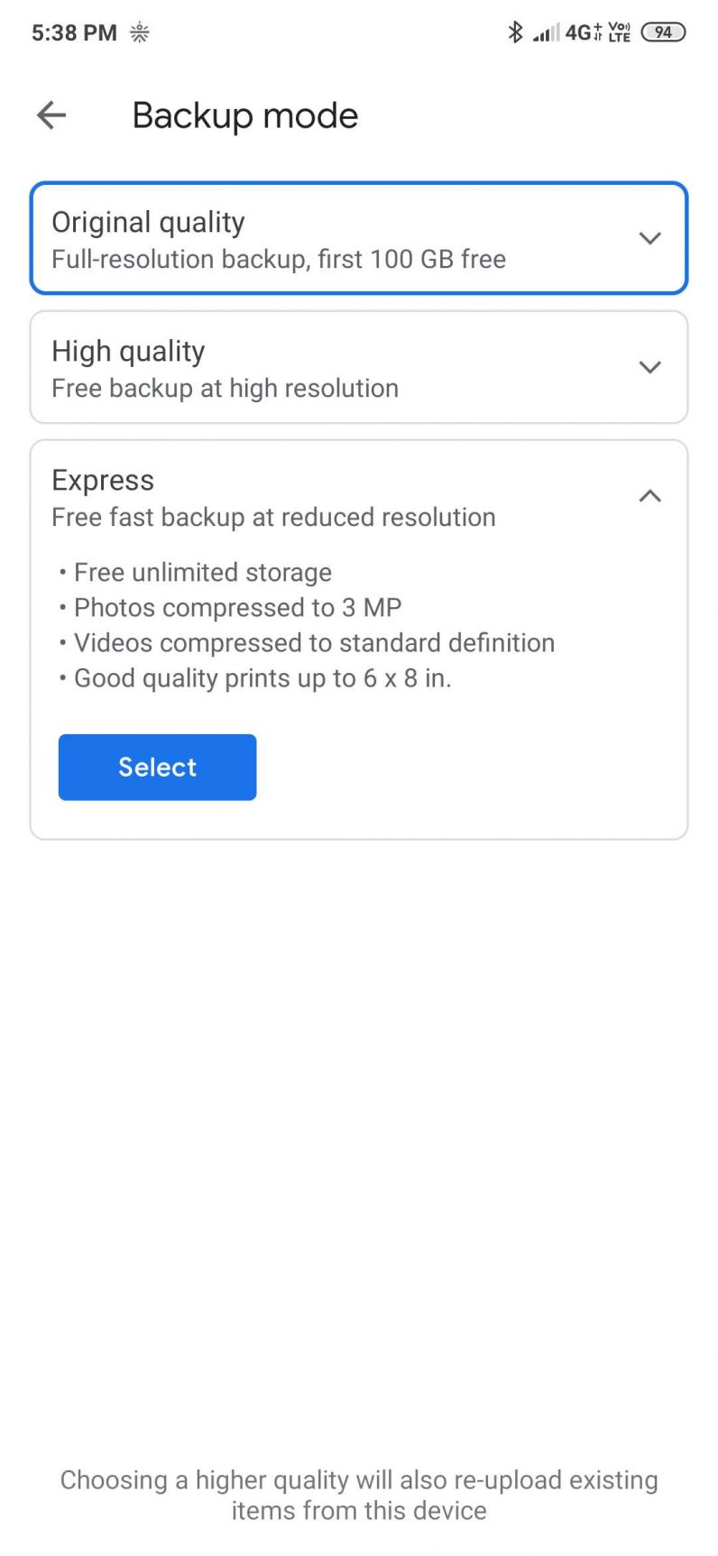 021d5b2be2 Google now lets you easily compress photos straight from the Photos app