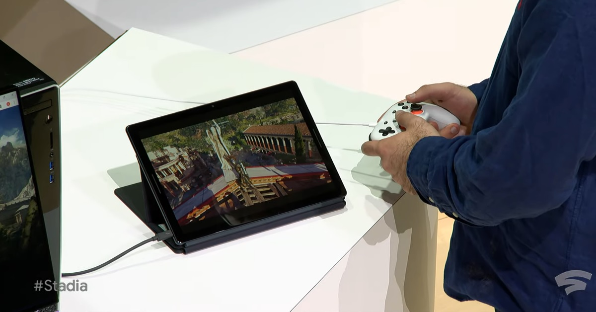 Google buried the most helpful thing about Stadia