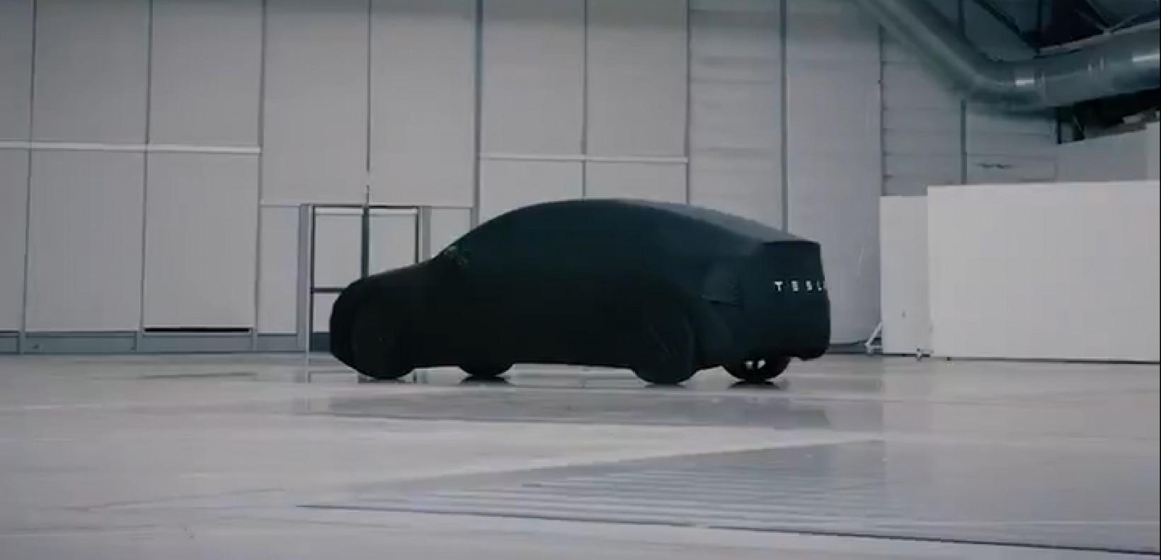 How to watch Elon Musk reveal Tesla's Model Y SUV tonight