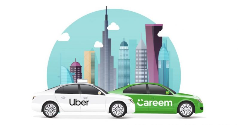 Uber to buy Mideast rival Careem for $3.1 billion