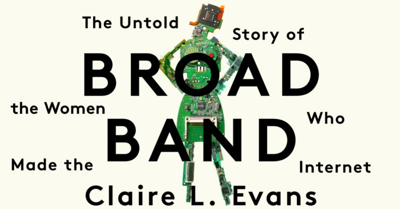 'Broad Band' is the best book we've read on women in computing