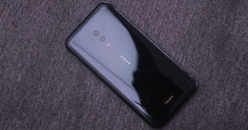 Hands-on: Vivo's Apex 2019 phone's whole screen is a fingerprint sensor