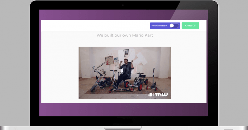 Here's how to make GIFs from a YouTube video