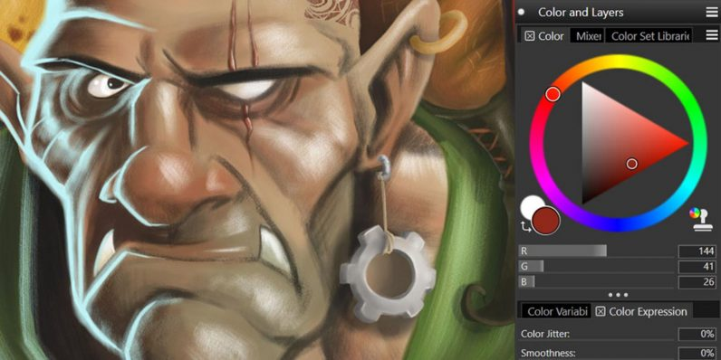 Corel Painter 2019 takes your digital artistry further, and it's over 40% off