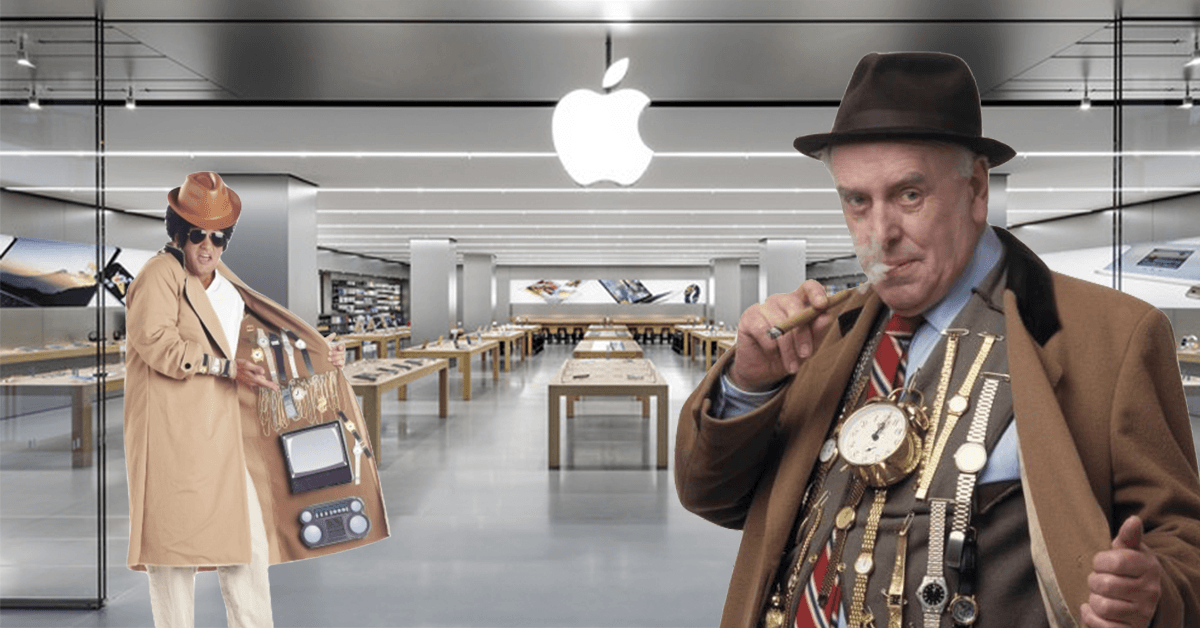 Pssst, looking for the most discounted Apple products on Amazon?
