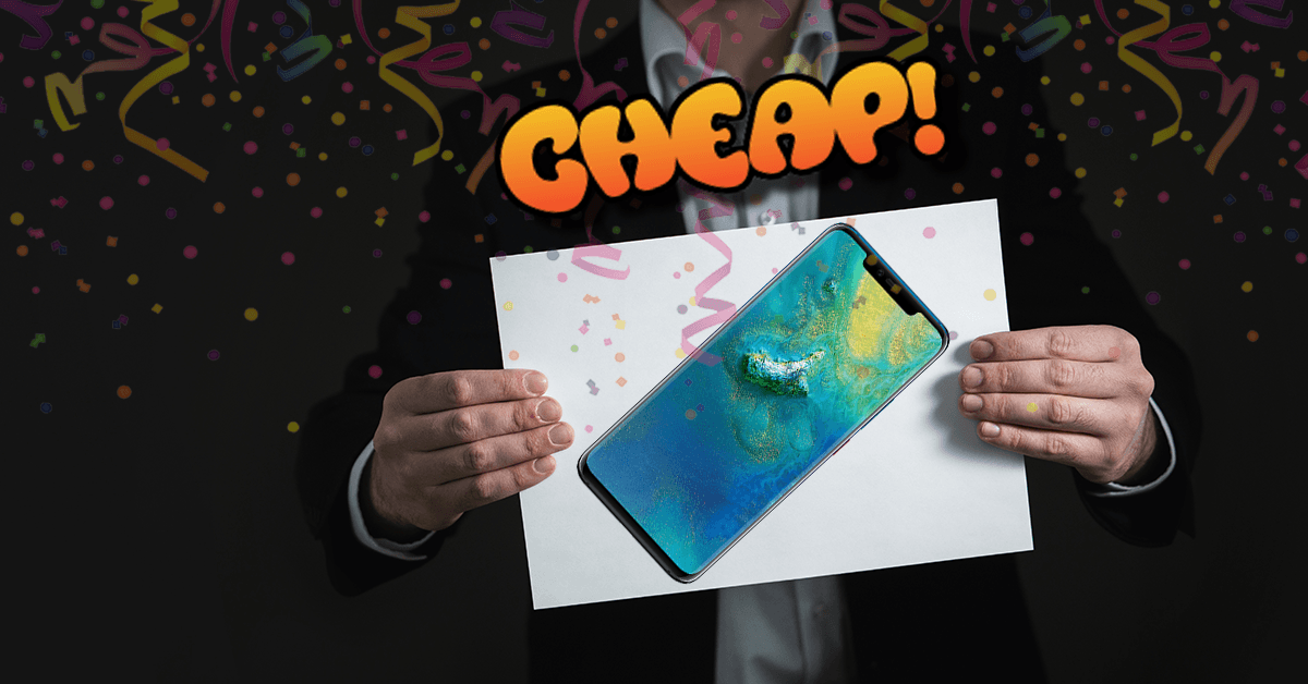 CHEAP: The excellent Huawei Mate 20 Pro is now 32% off, but be quick