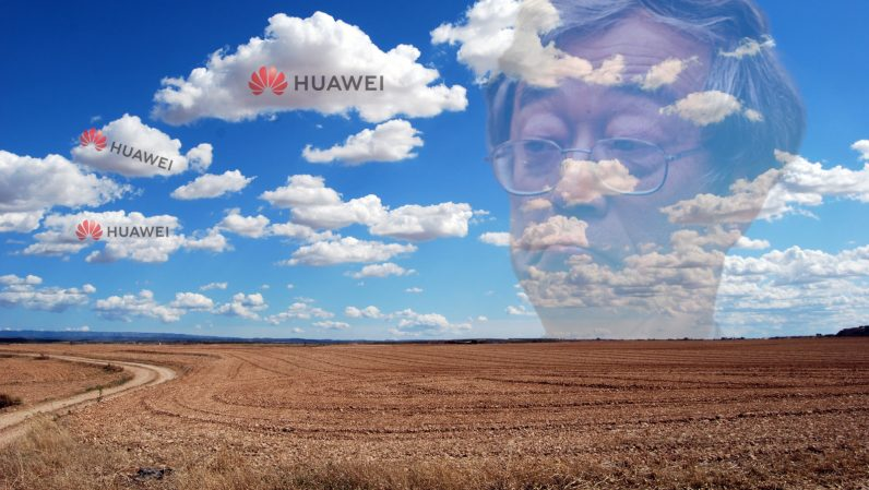 Huawei is putting blockchain into the stratosphere