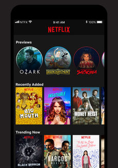Netflix ditched subscriptions via in-app purchases at the end of last year