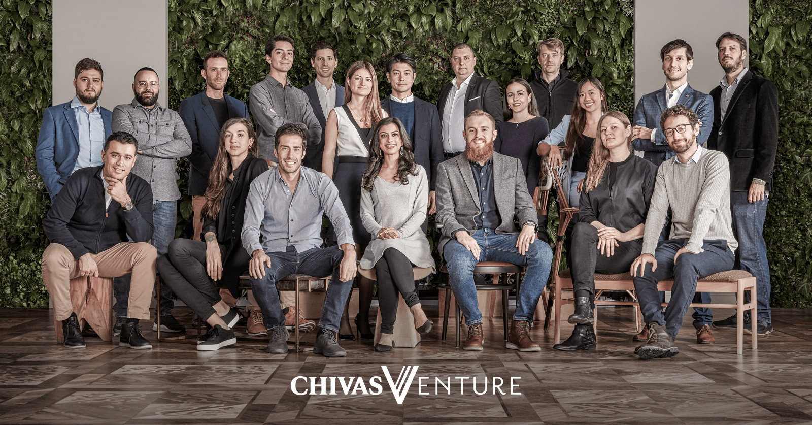 Attend the Chivas Venture Final at TNW2019