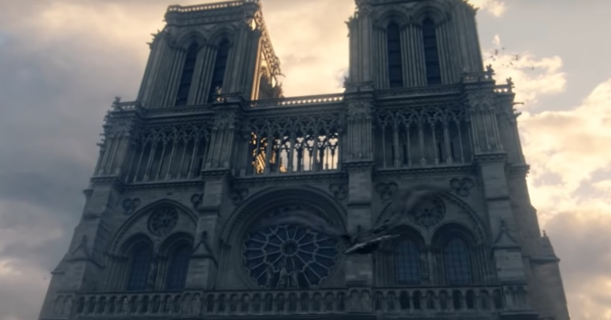 Assassin's Creed Unity's replica of Notre-Dame could help recreate the real thing