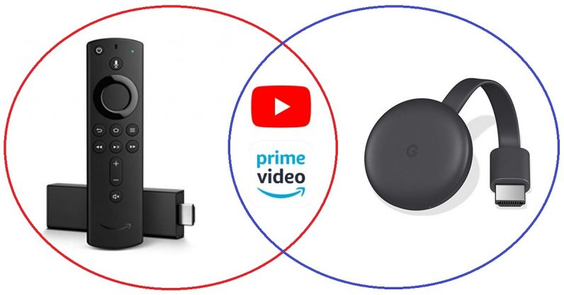 Google/Amazon deal sends YouTube to FireTV & Prime Video to