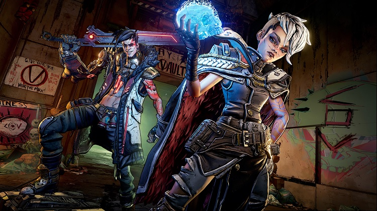 Angel/Devil: Is Borderlands 3 worth a trip to the Epic Games Store?