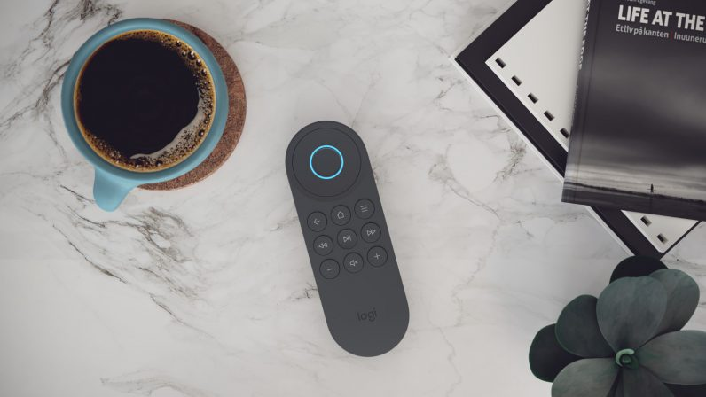 Logitech's new Harmony Express is a universal remote powered by Alexa
