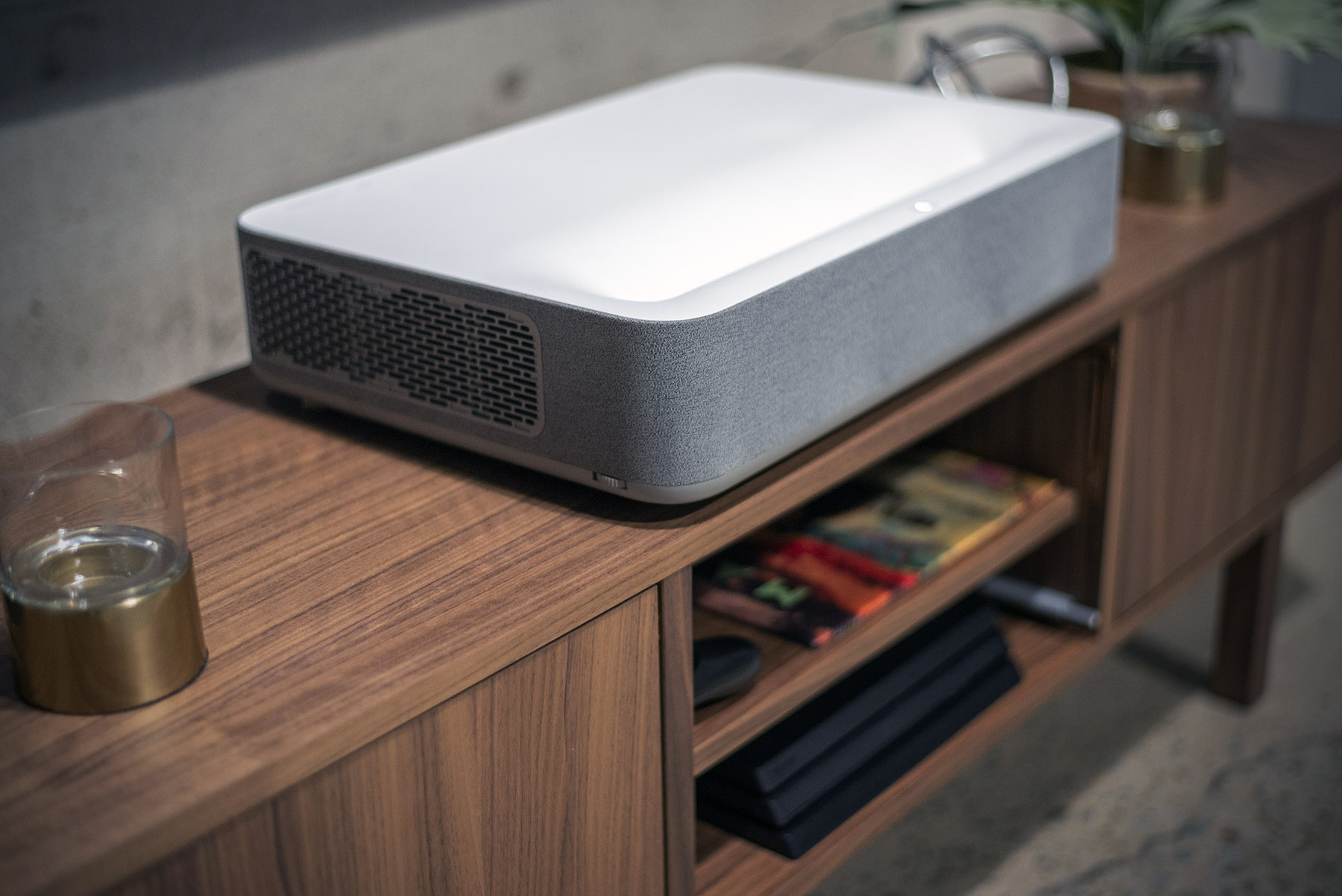 Vava's 4K Ultra Short Throw Laser Projector is stunning and