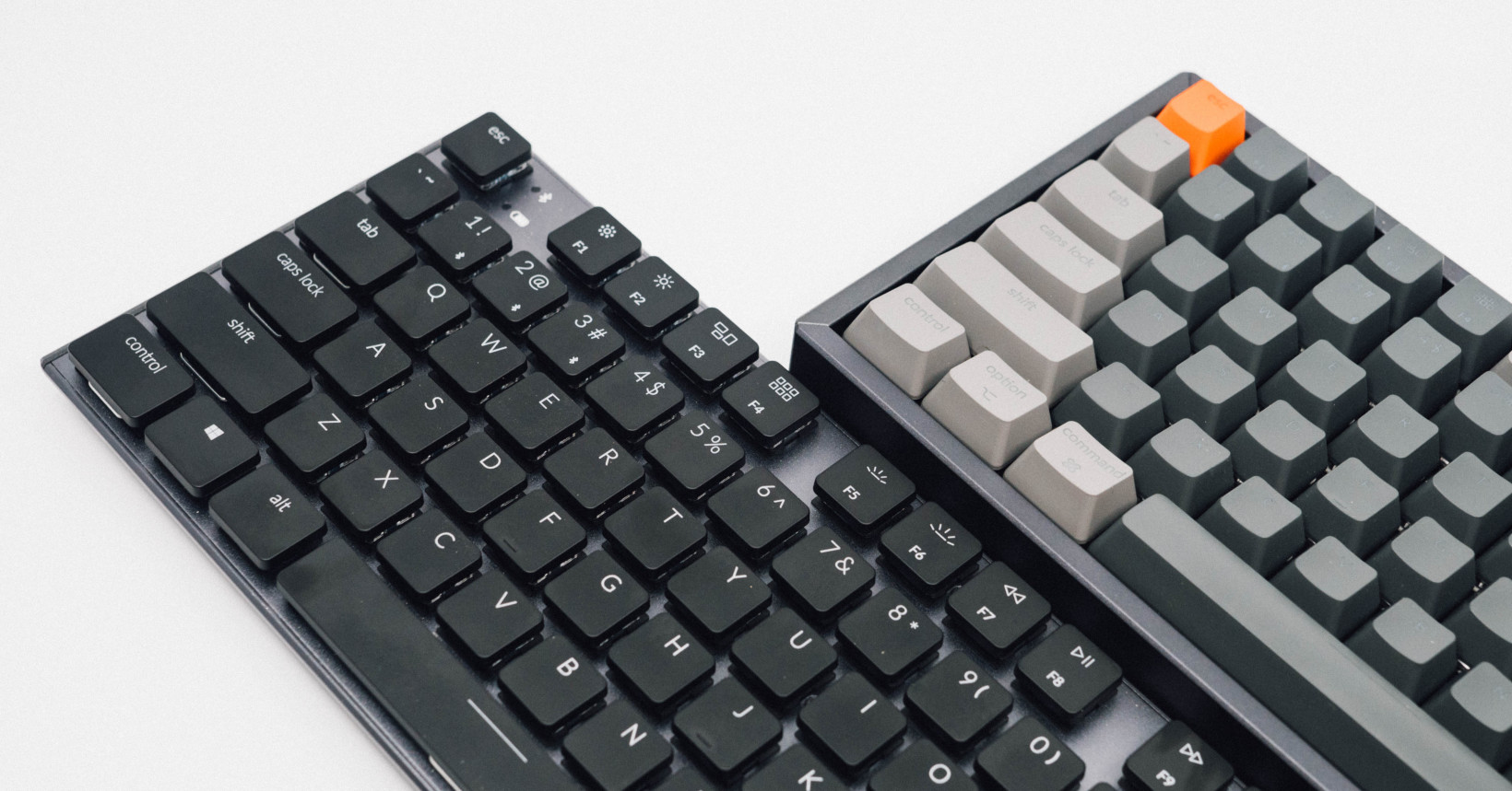Review: The Keychron K1 and K2 are the wireless mechanical keyboards I've been waiting for