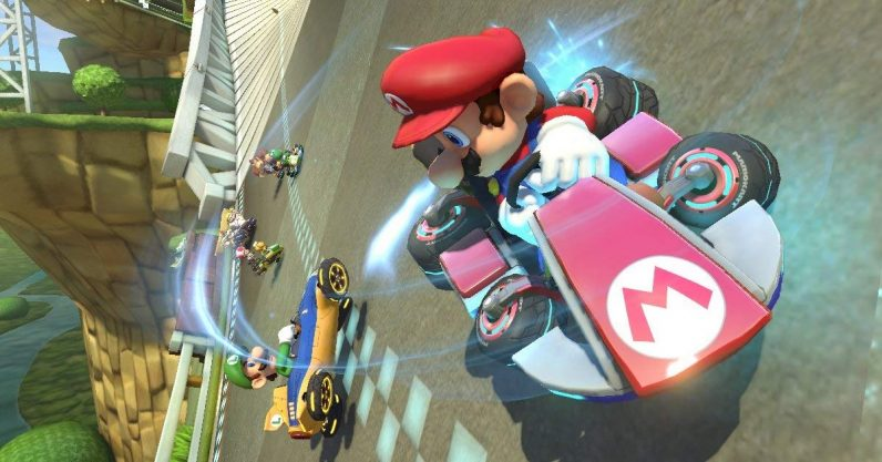 You can now sign up for Nintendo's Mario Kart Tour beta