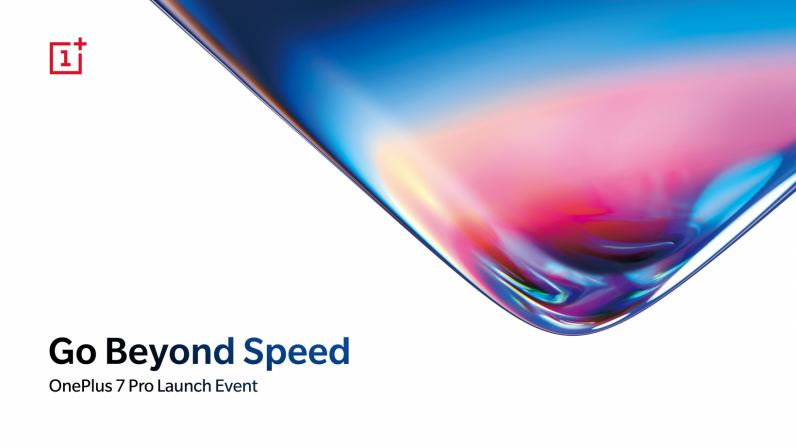 The OnePlus 7 Pro will be unveiled on May 14