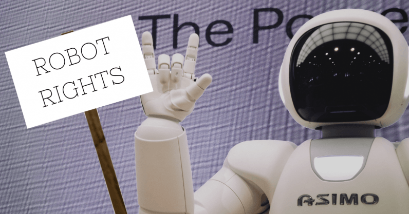 Meet the nonprofit that's already fighting for the rights of sentient robots