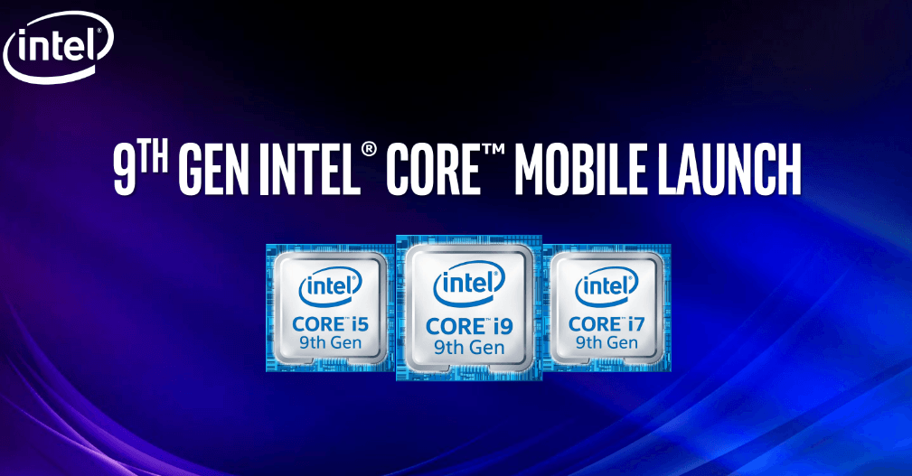 Intel's new 9th-gen laptop processors give birth to 'Musclebooks'