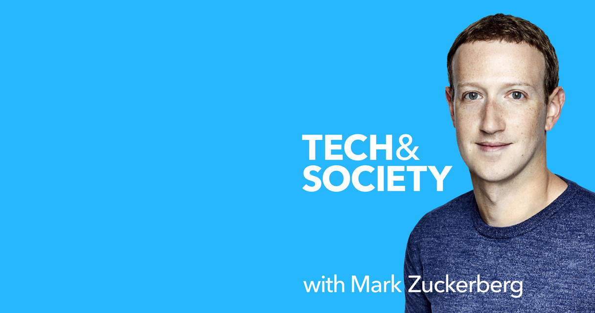 Mark Zuckerberg has a podcast now - but you may have already heard it