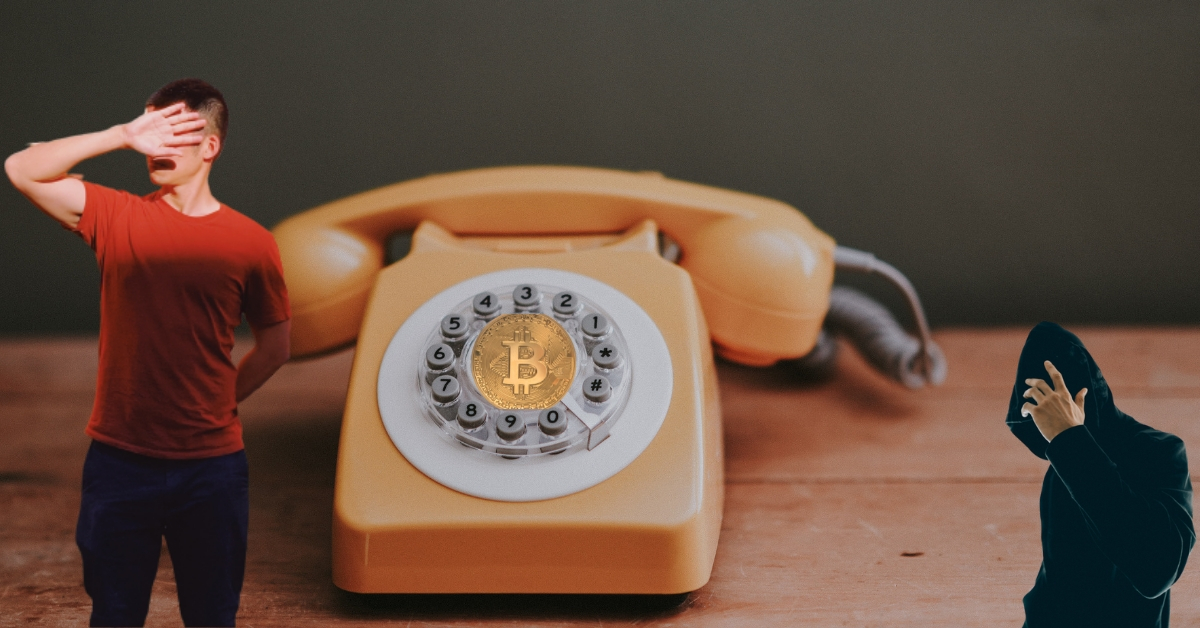 Bitcoin scammers foiled by victims who simply hung up on them