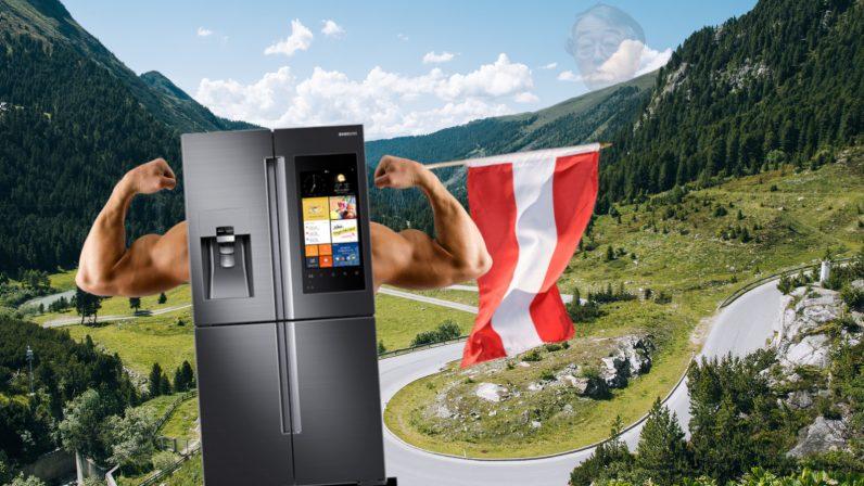 Bosch's new blockchain smart fridge is a pretty dumb idea