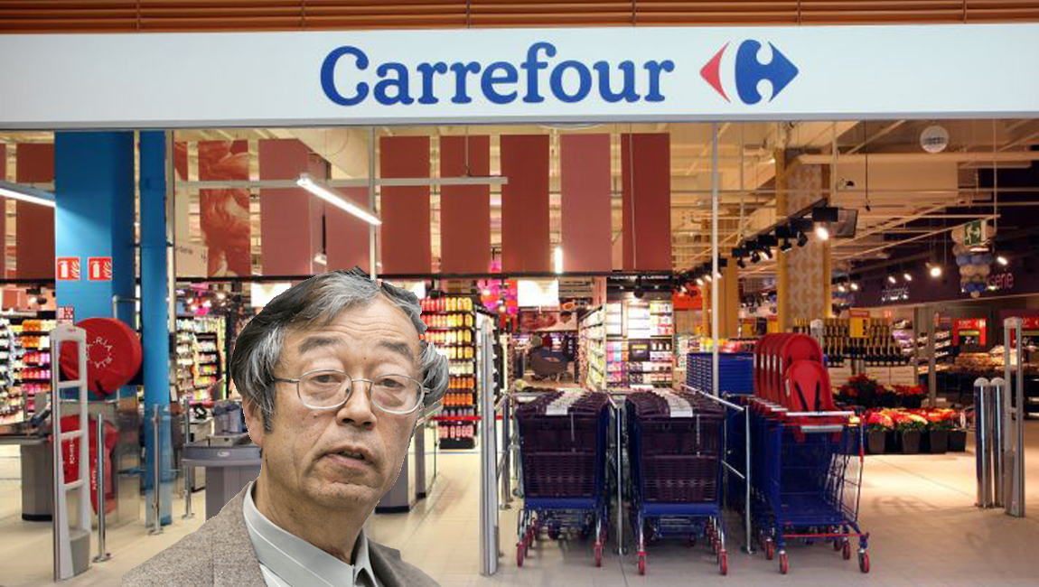 Carrefour wants to track 20% of its products on the blockchain by 2020