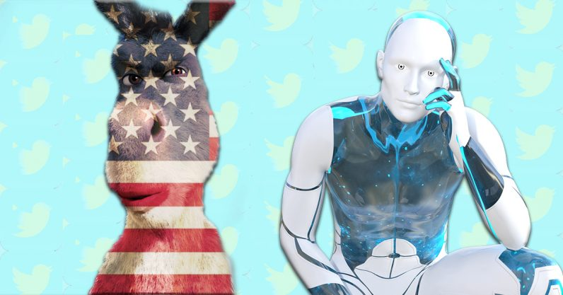 Here's what Democratic presidential hopefuls say about AI on Twitter (not much)