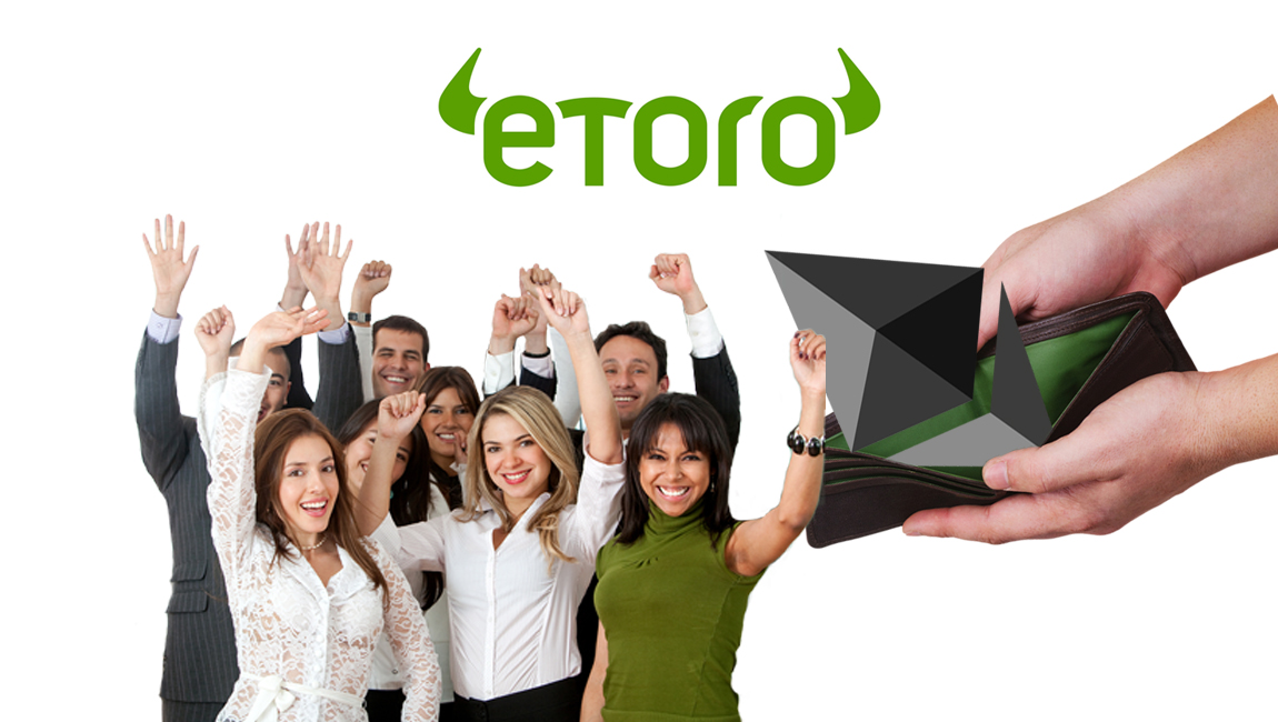 eToro is giving away $1,650,000 worth of Ethereum for free