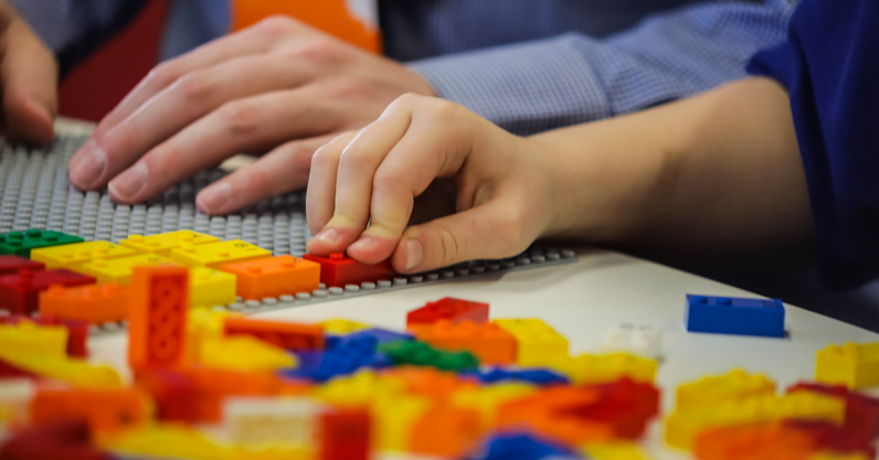 Lego's braille bricks prove that good things can be better