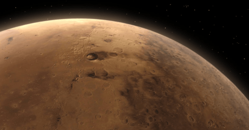 Methane 'smelt' on Mars… but who dealt it?