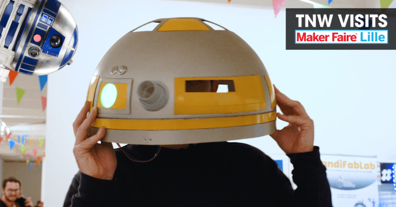 Video: We forced the R2D2 builders association to reveal its raison d'etre