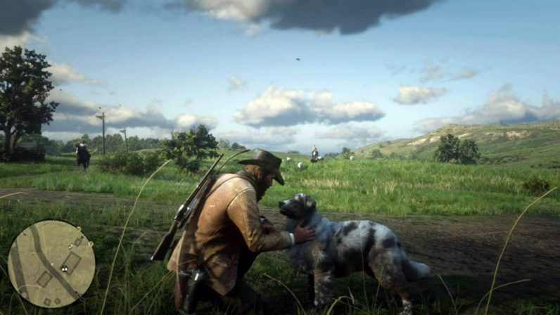 This Twitter account answers video games' biggest question: Can you pet the dog?